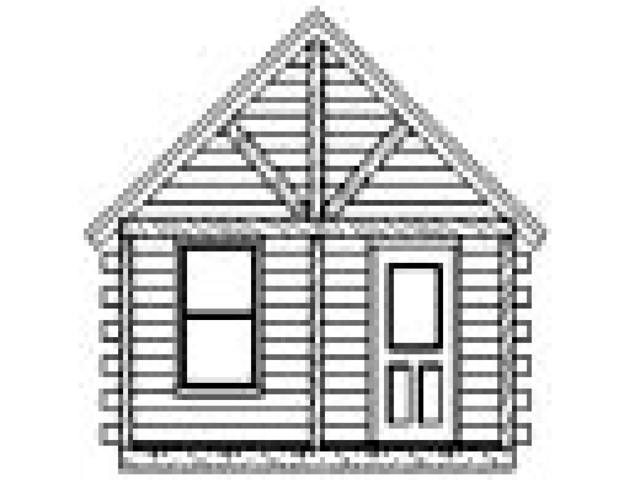 Log homes and log home floor plans cabins by golden eagle for Basic log cabin plans