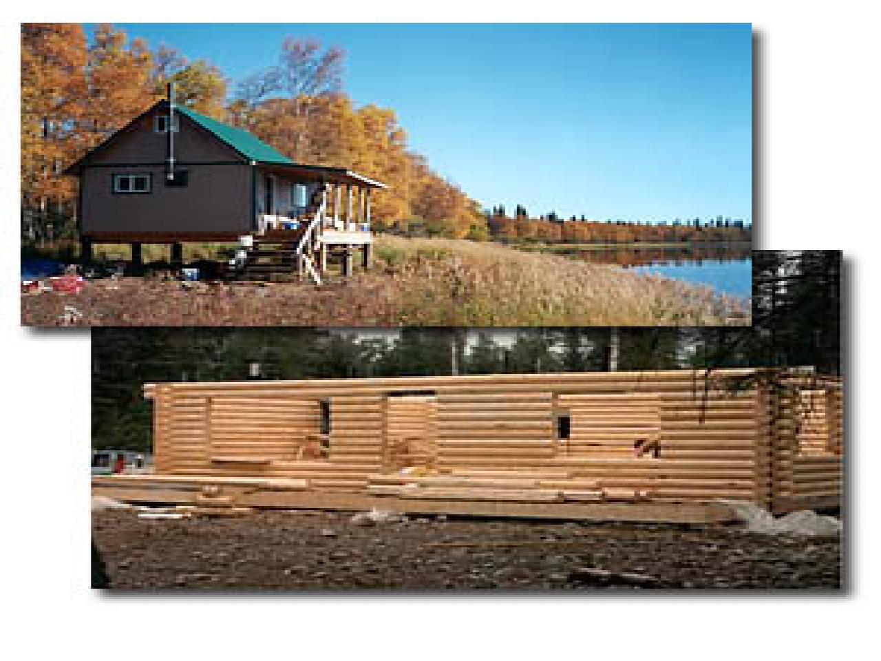 Hunting Cabins Building Plans Mountain Cabin Plans
