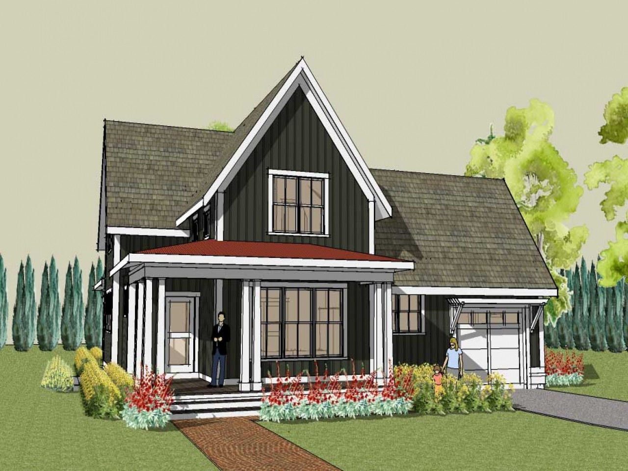 Farmhouse design house plans farmhouse building plans for Farm house construction