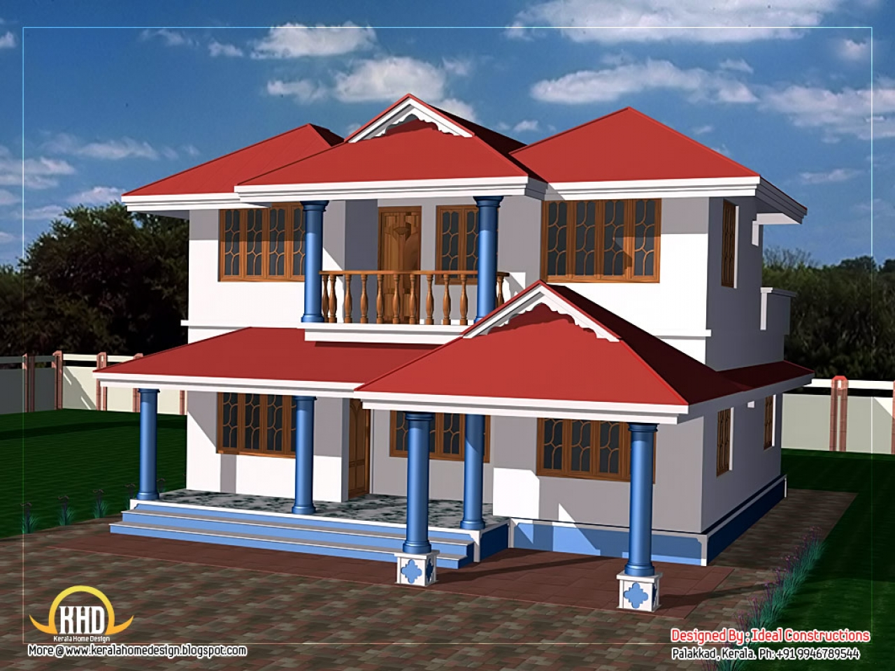 Two Storey House Design Latest Two Storey House Designs