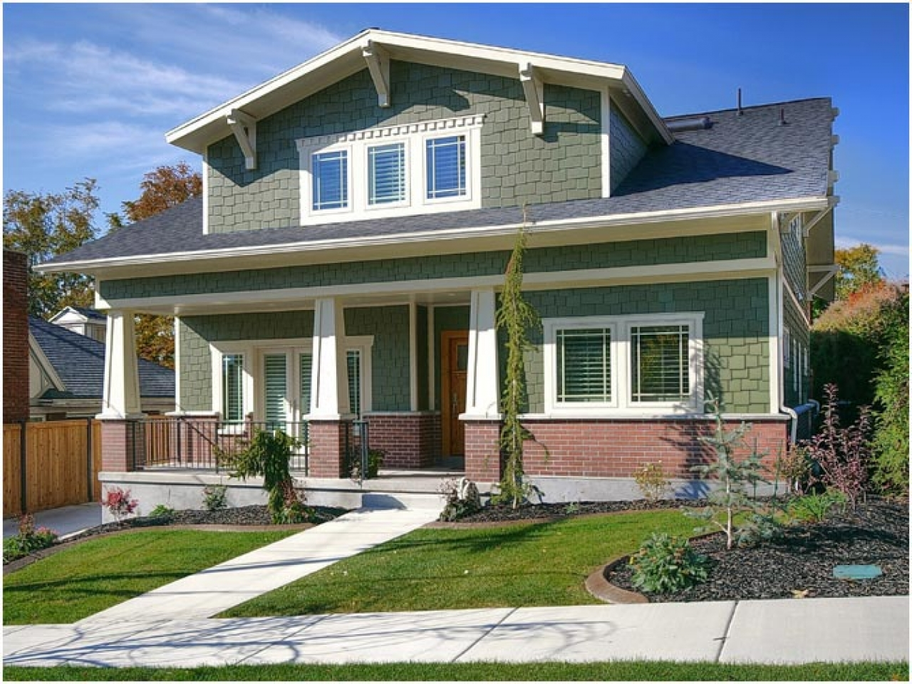 Bungalow Home Exterior Designs French Country Exterior Design Simple Bungalow Design