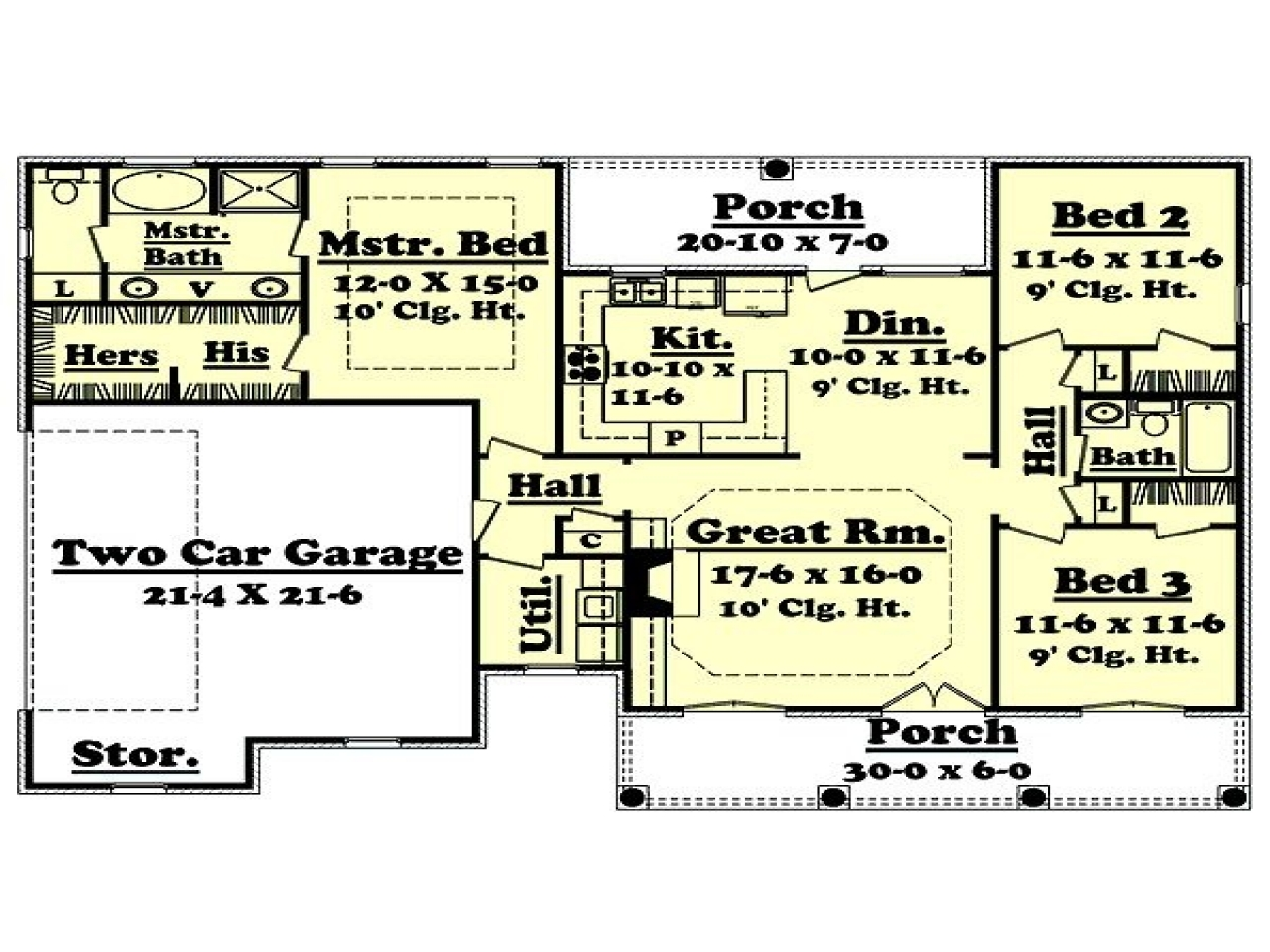 300 sq ft house 1500 sq ft house plans house plan 1500 for 15000 square foot house plans