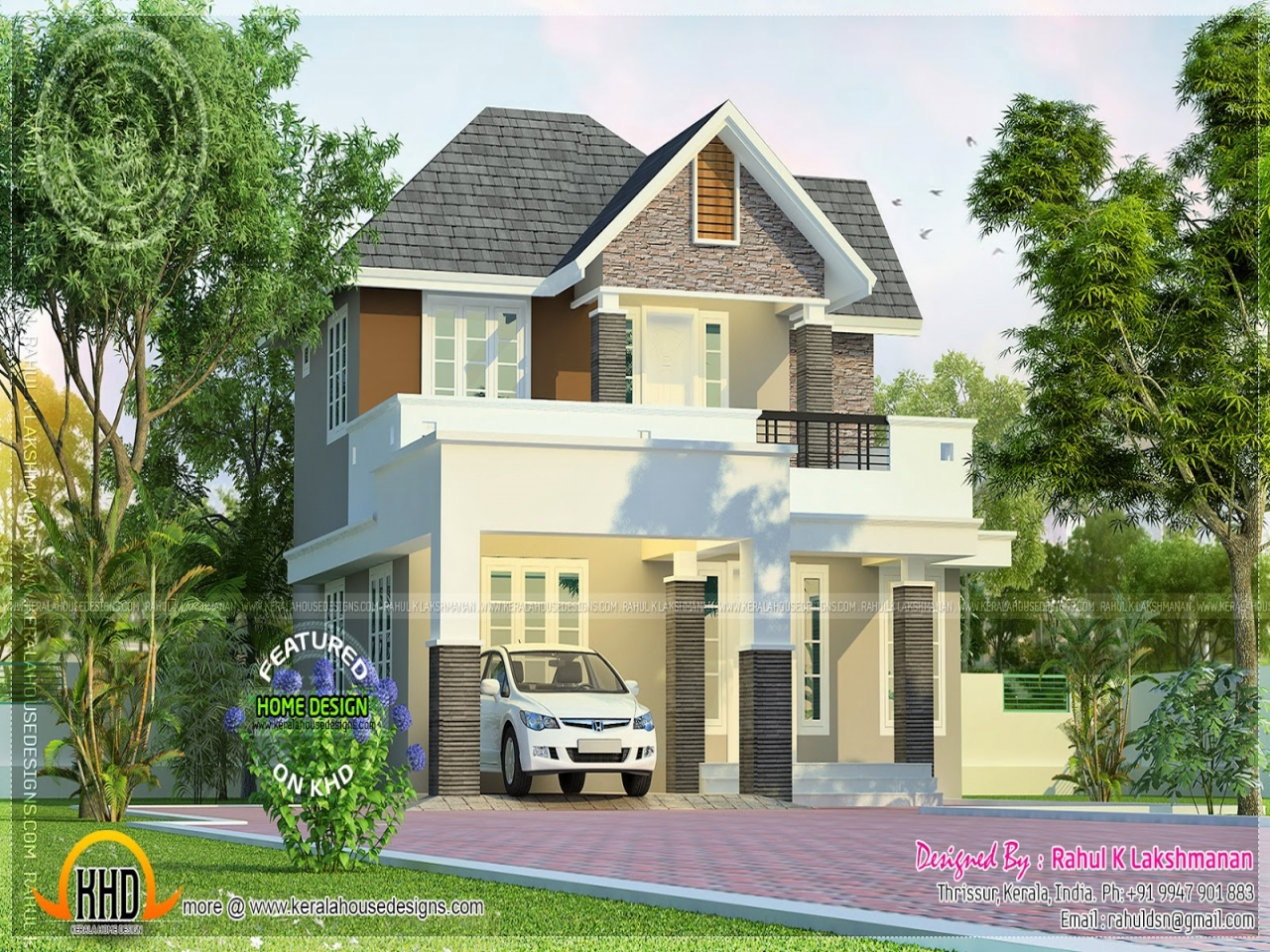Beautiful small house design the most beautiful houses for Most beautiful house plans