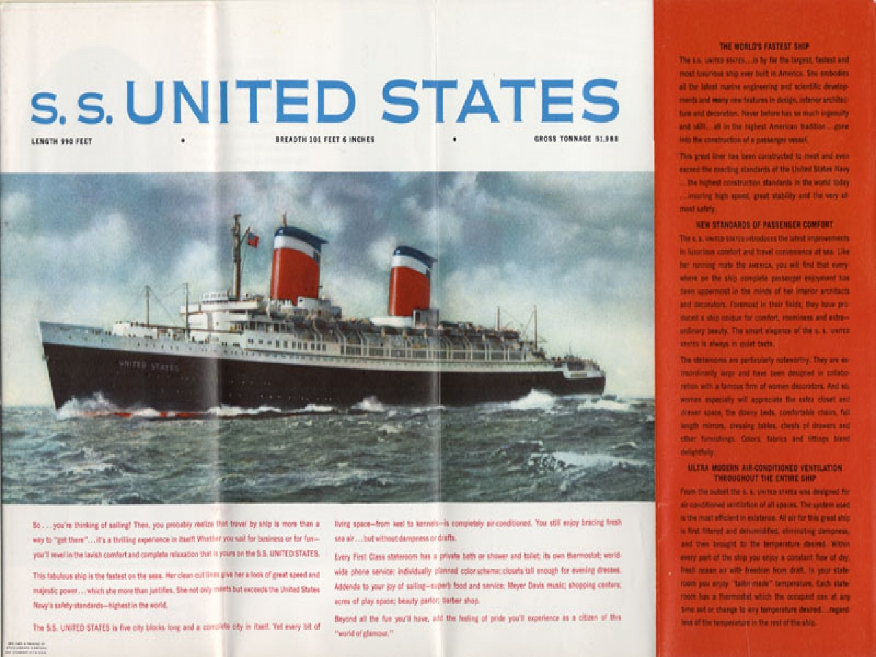 Latest On Ss United States United States Ss Ocean Liner