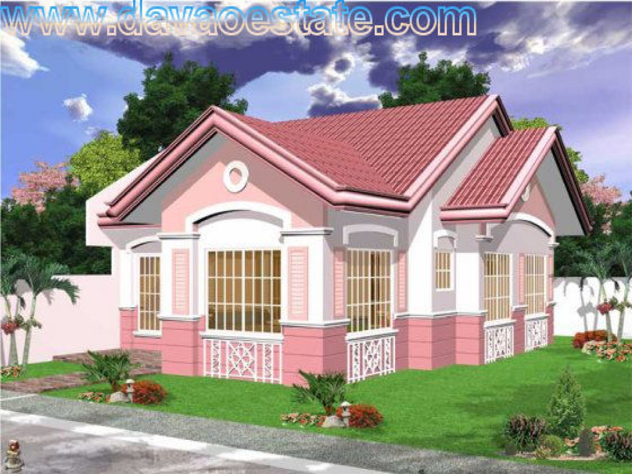 Philippine Bungalow House Design Bungalow House Models ...