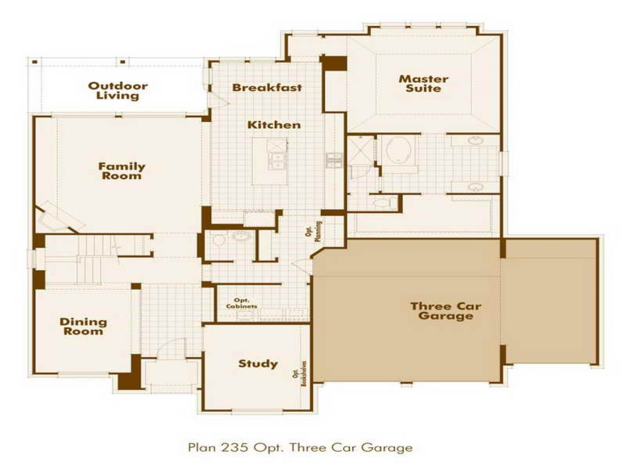 Ranch home floor plans modern ranch house plans popular for Popular ranch floor plans