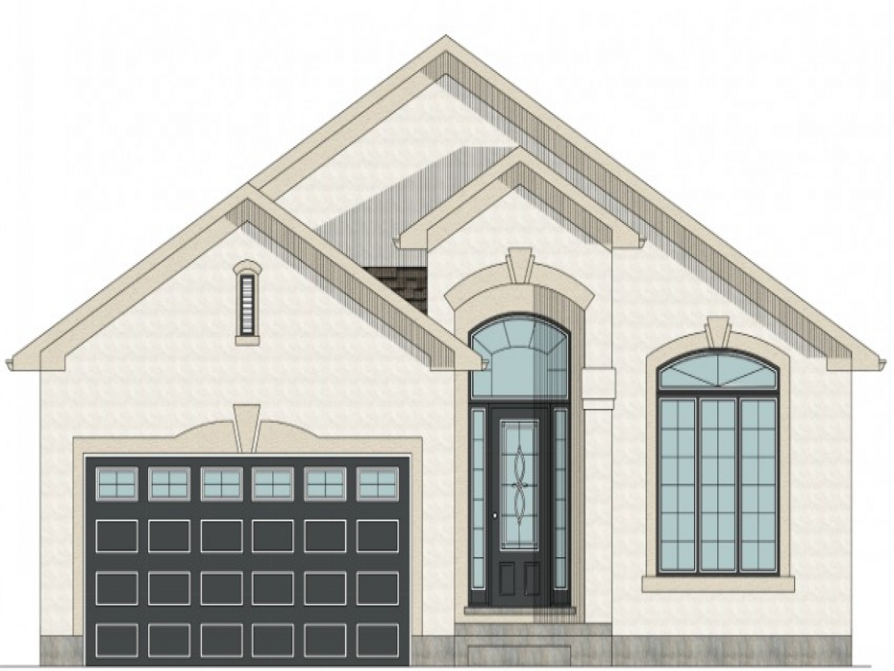 Custom bungalow house plans canadian bungalow house plans for Canadian house plans bungalow