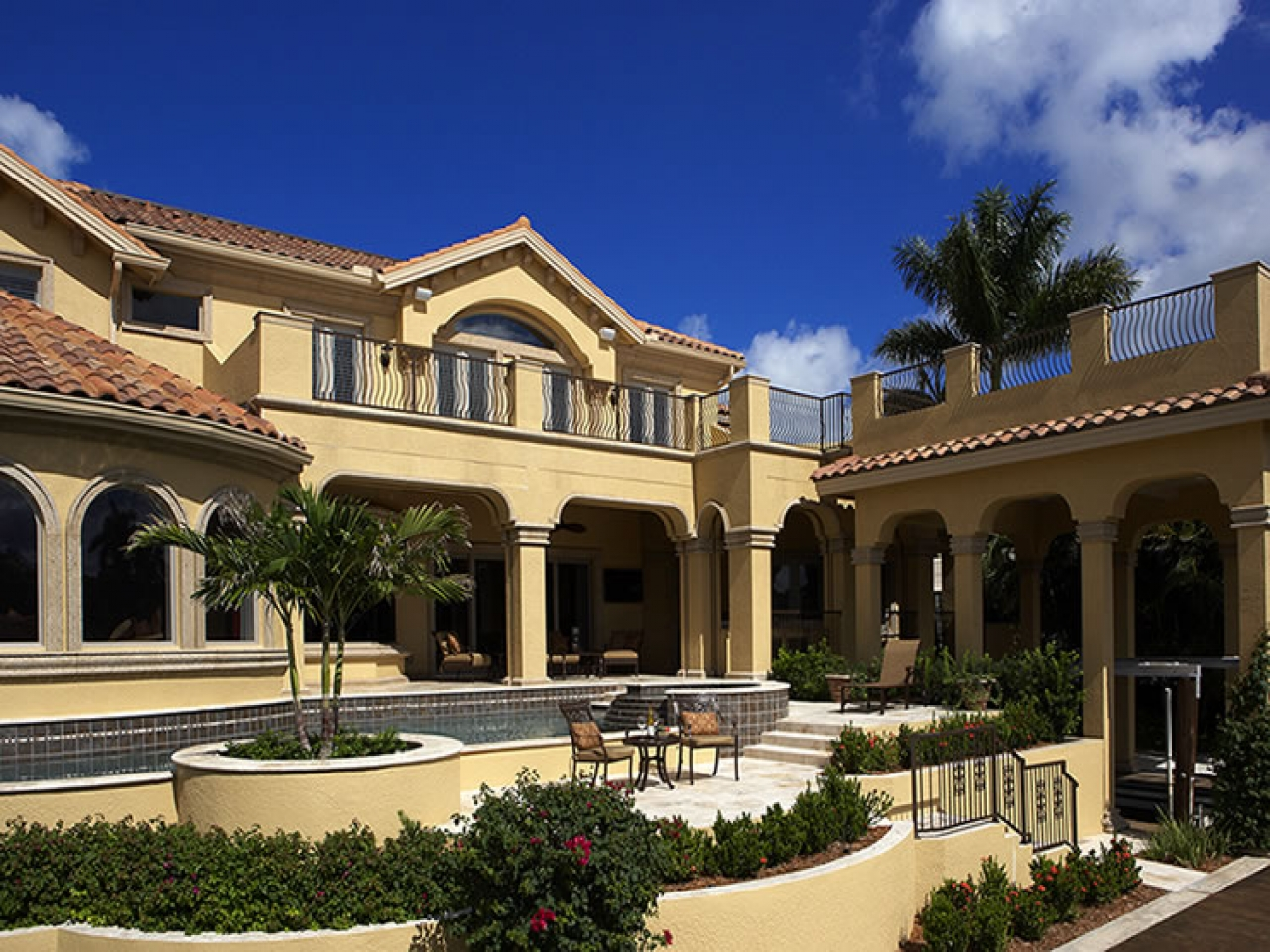 Award winning mediterranean house plans mediterranean for Award winning home designs 2012