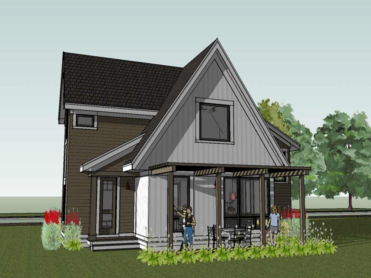 Small Cottage House Plans Modern Cottage House Plans ...