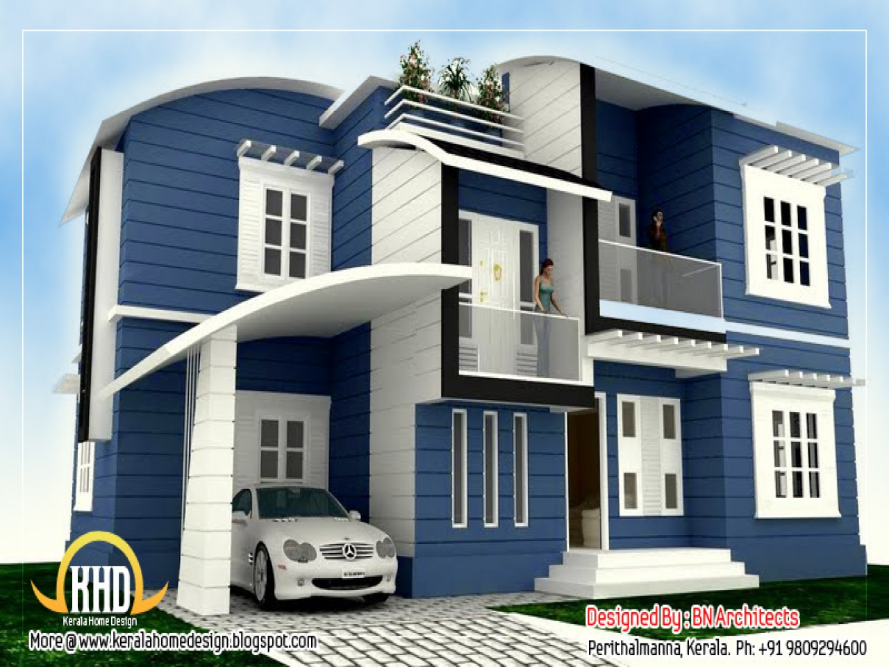 Front elevation of indian houses front house elevation for Beach house elevation designs
