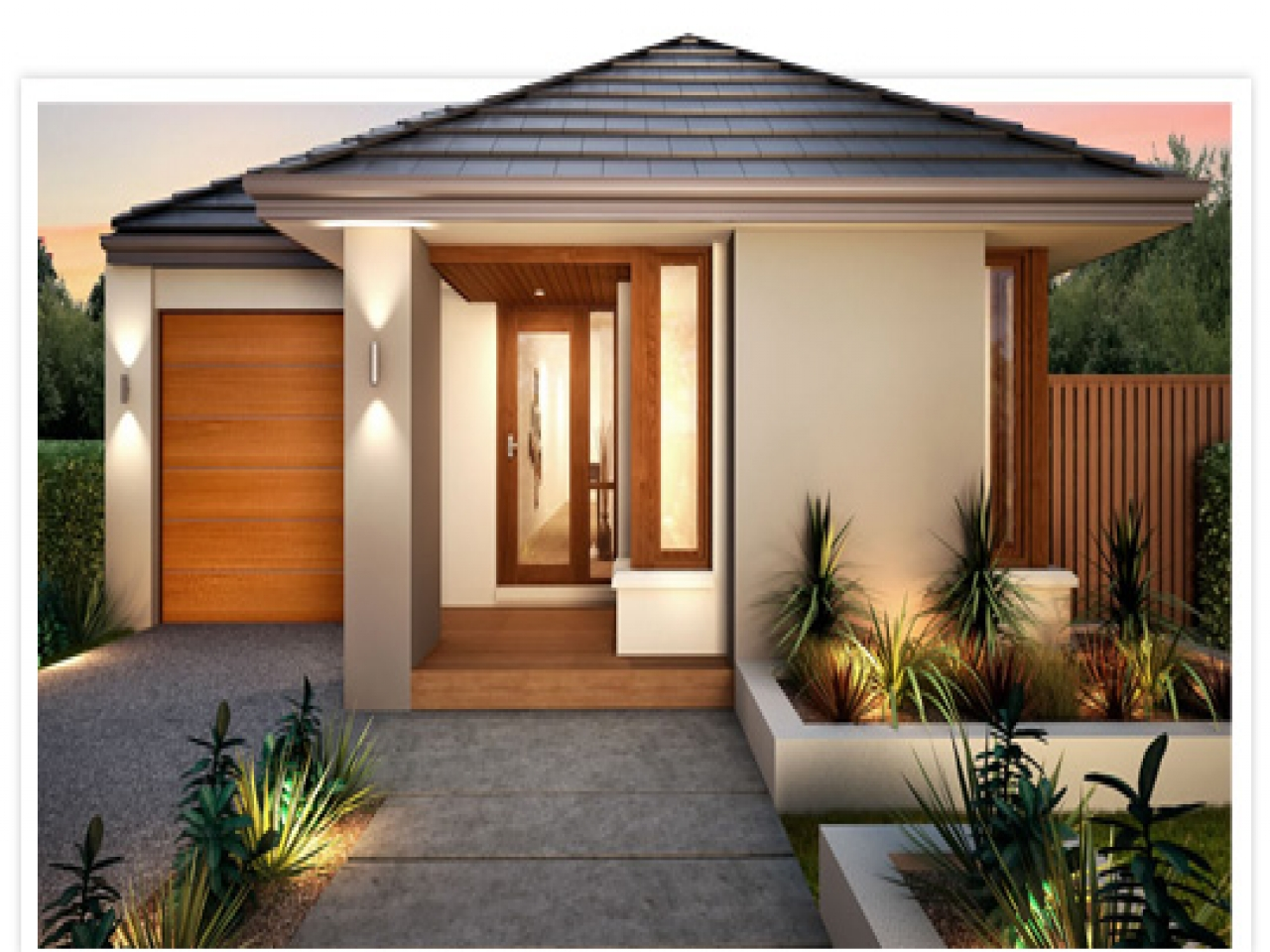 Small Modern Home Design Exterior Beautiful Small Houses ...