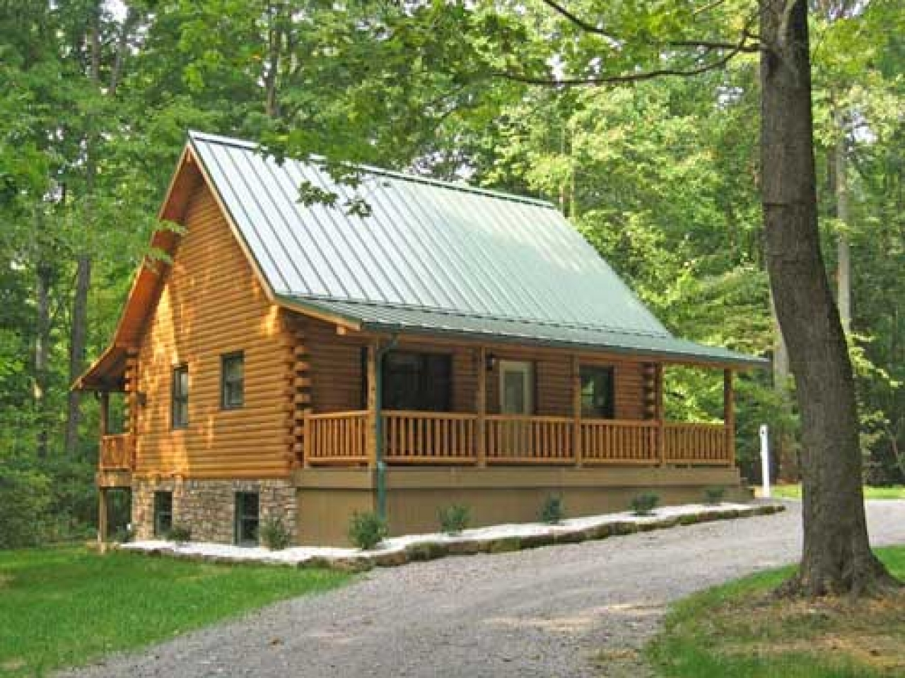 Log cabin kits small log cabin homes plans log house for Log house plans free