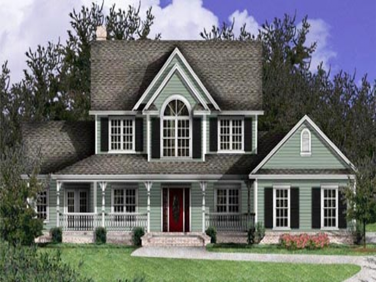 Simple country style house plans country style house plans for Modern country home plans
