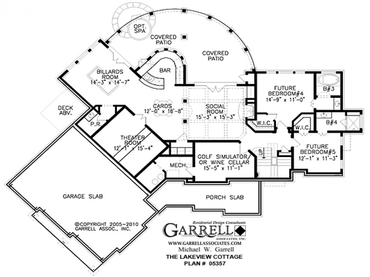 tranquility house plan garrell house plans lakeview