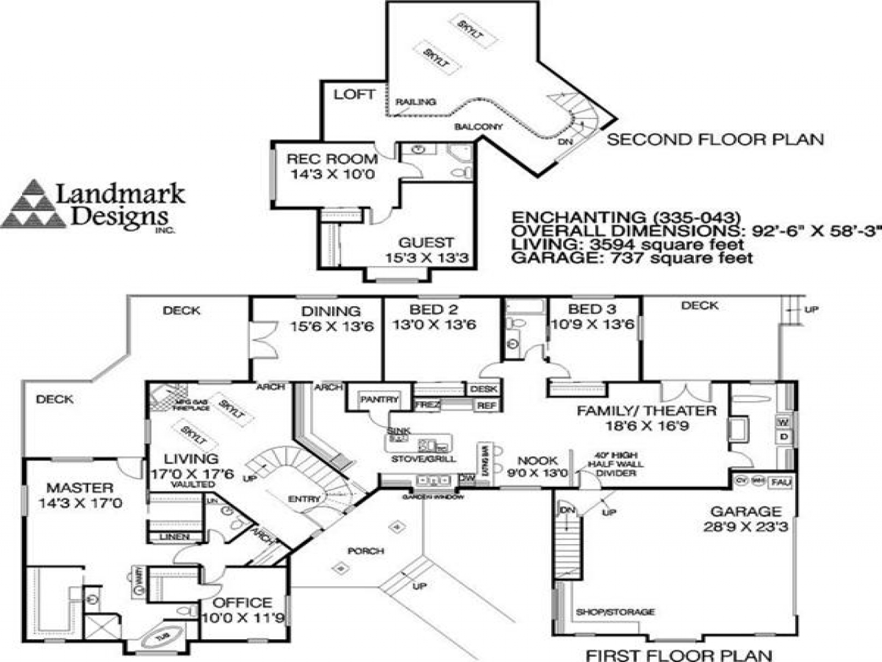 Transitional houses in virginia transitional home floor for Virginia house plans