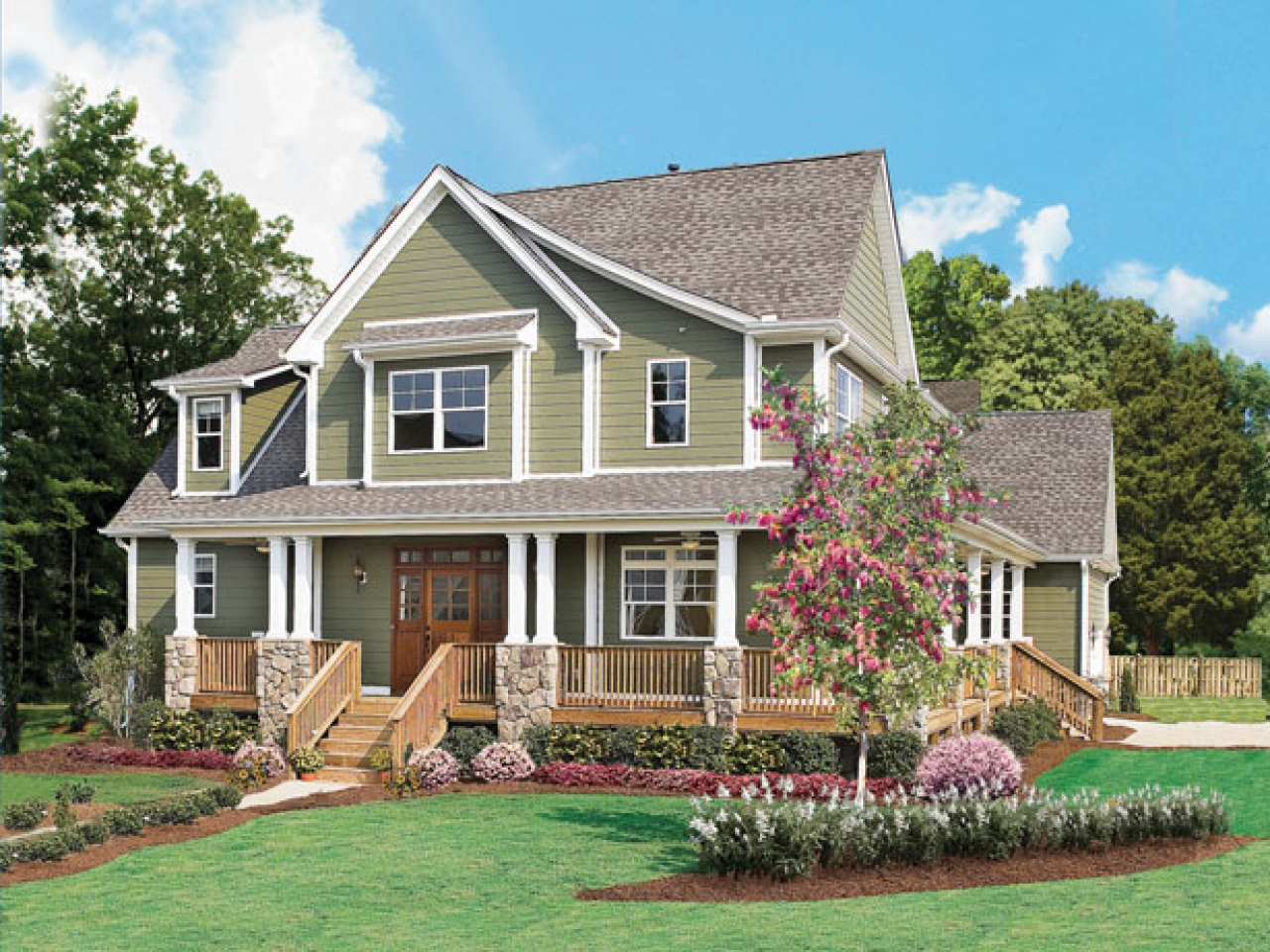 country house plans country style house plans with porches country living magazine house