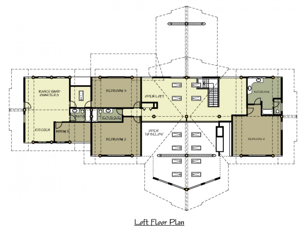 Open Floor Plan Modular Homes With Loft on home designs with lofts, country home plans with lofts, cottage floor plans with lofts, modular homes interiors with lofts,