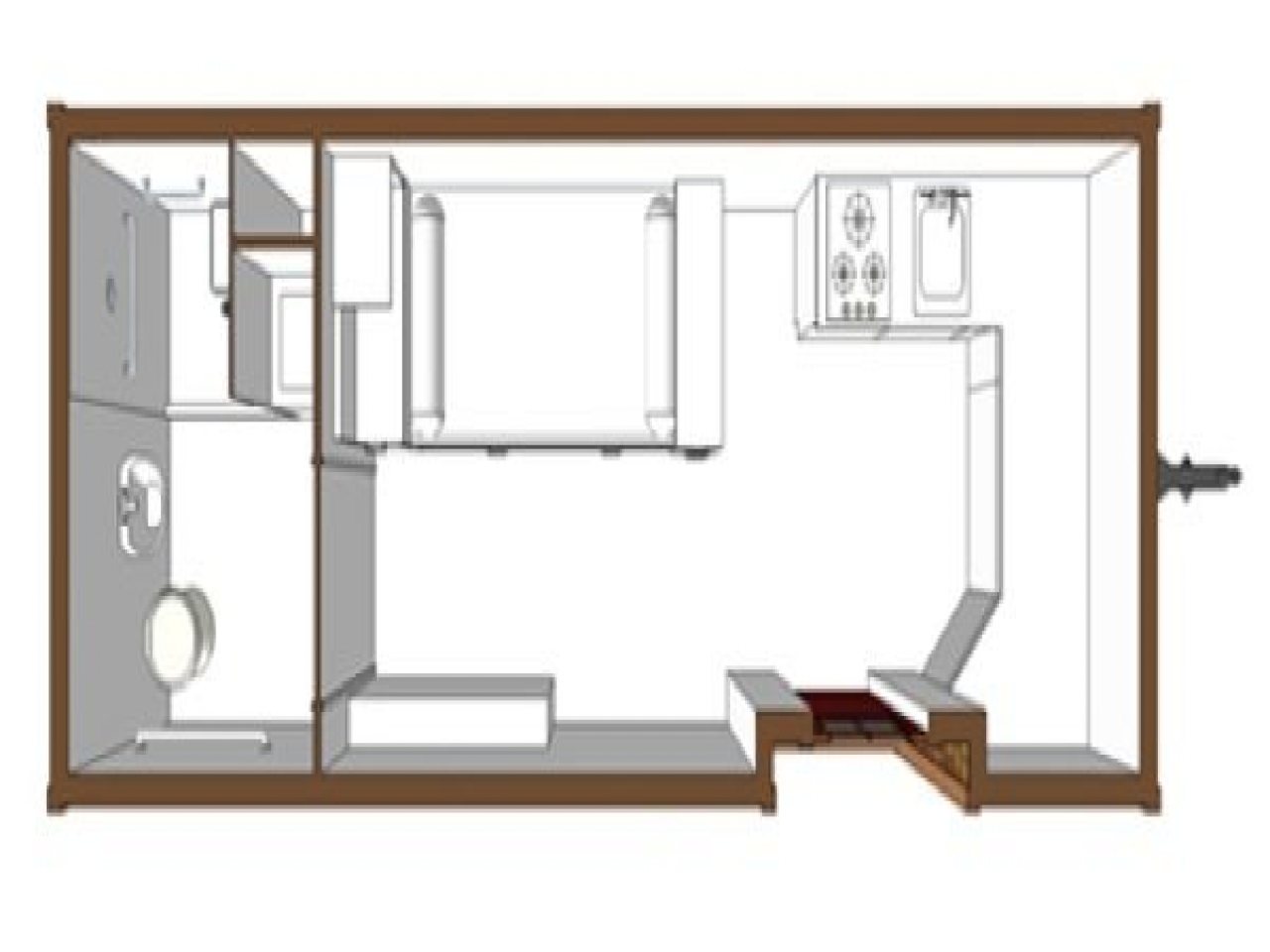 Tiny House Floor Plans By Seattle Tiny Homes Previous