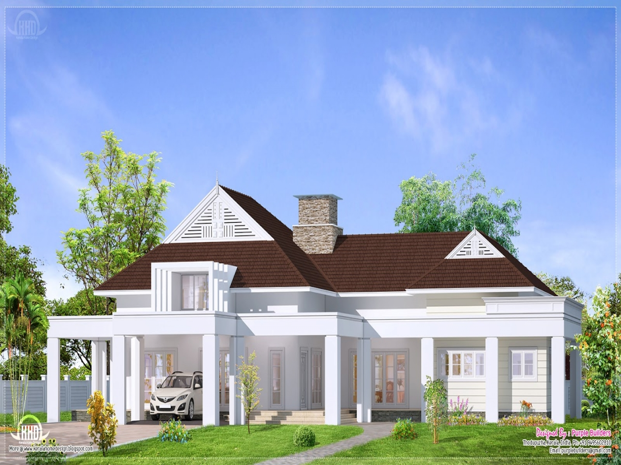 Single story craftsman style homes single story bungalow for Single story craftsman homes