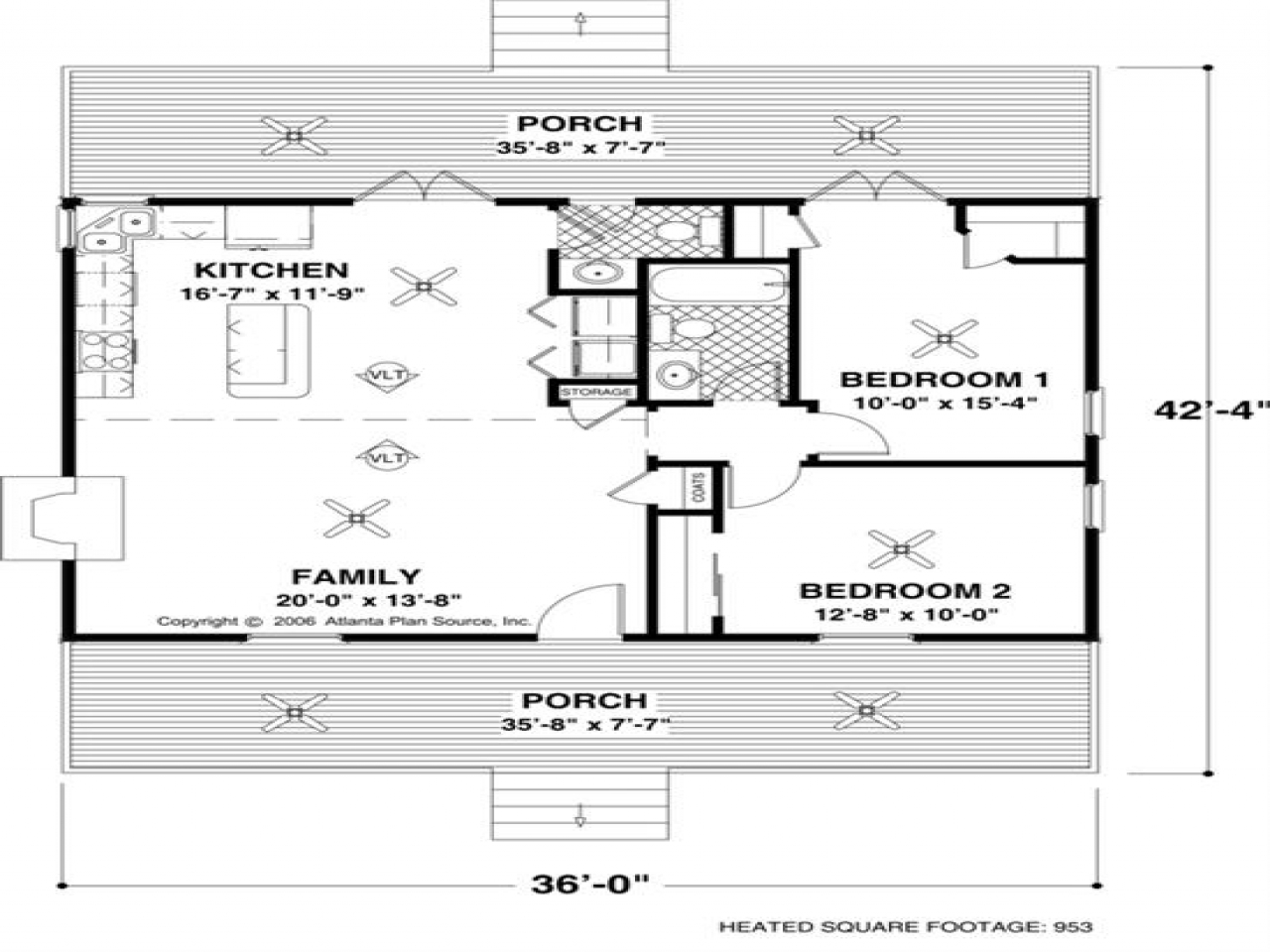 small house floor plans under 1000 sq ft small house floor