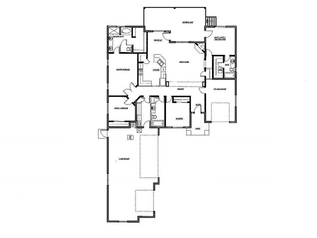 spanish floor plans style kitchen floors style home floor 14992