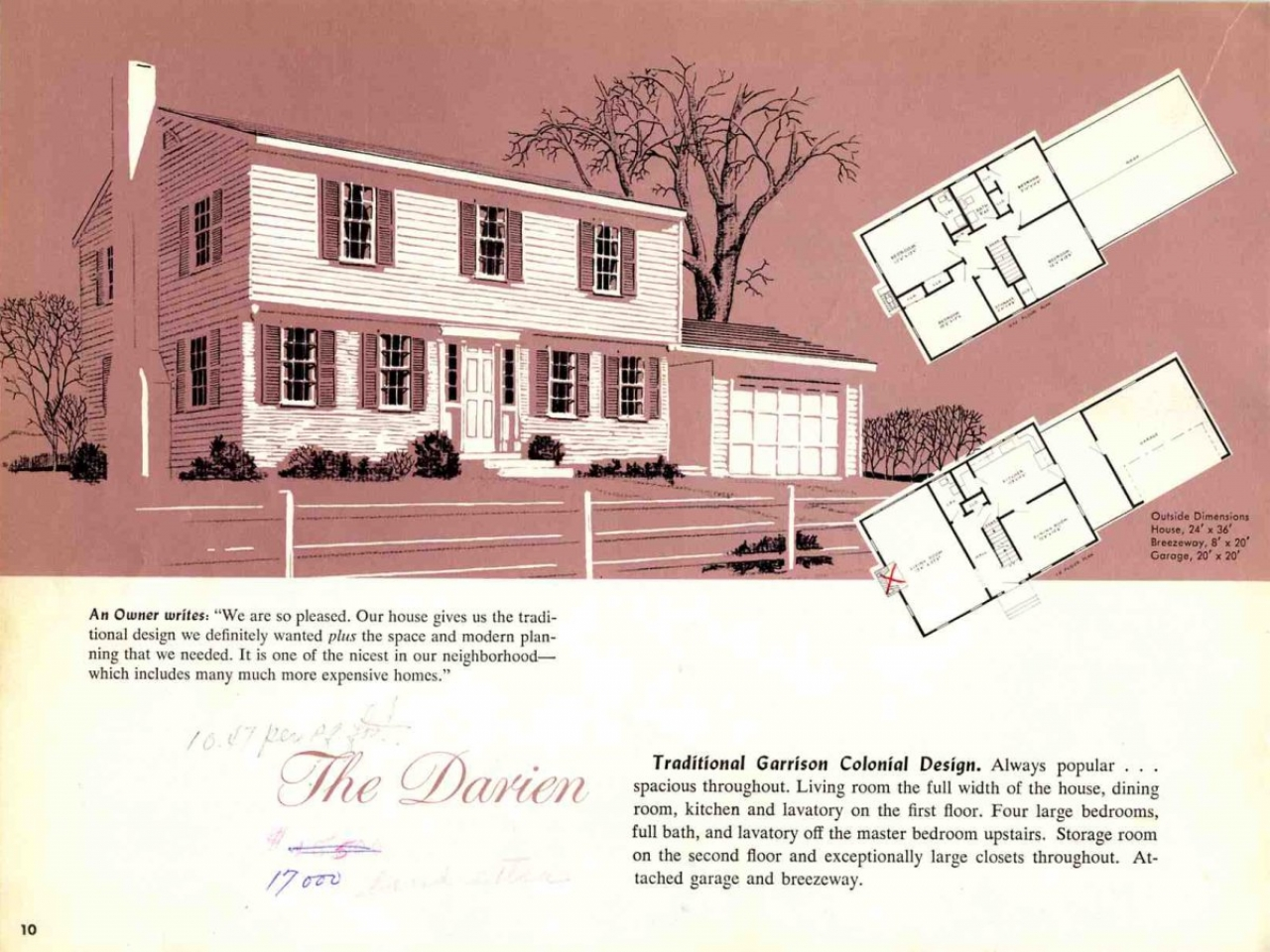 Houses The First Pre Fabricated Homes In The Us Retro
