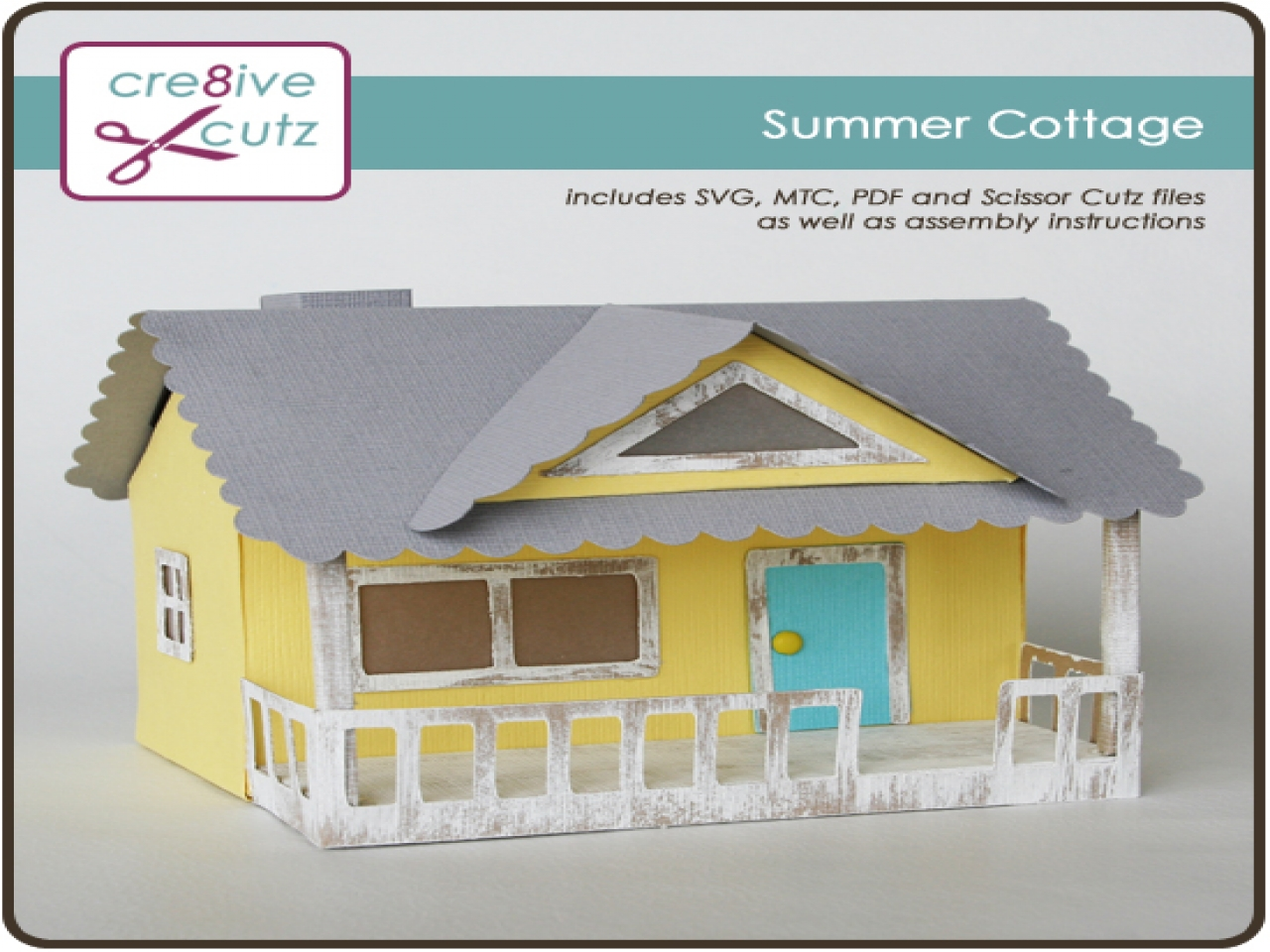 Ocean summer cottage summer cottage pattern summer for Summer cottage house plans