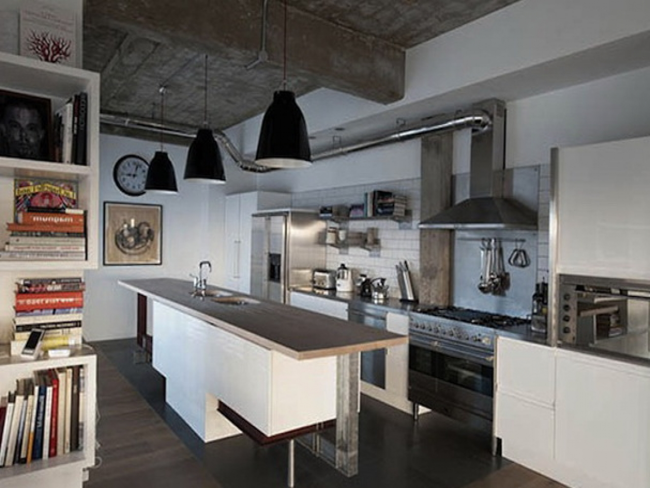 Industrial home design industrial design ideas industrial Industrial home plans