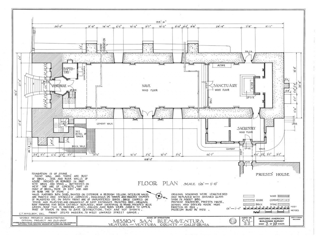 Residential floor plans mission floor plan architectural for Residential building plans dwg