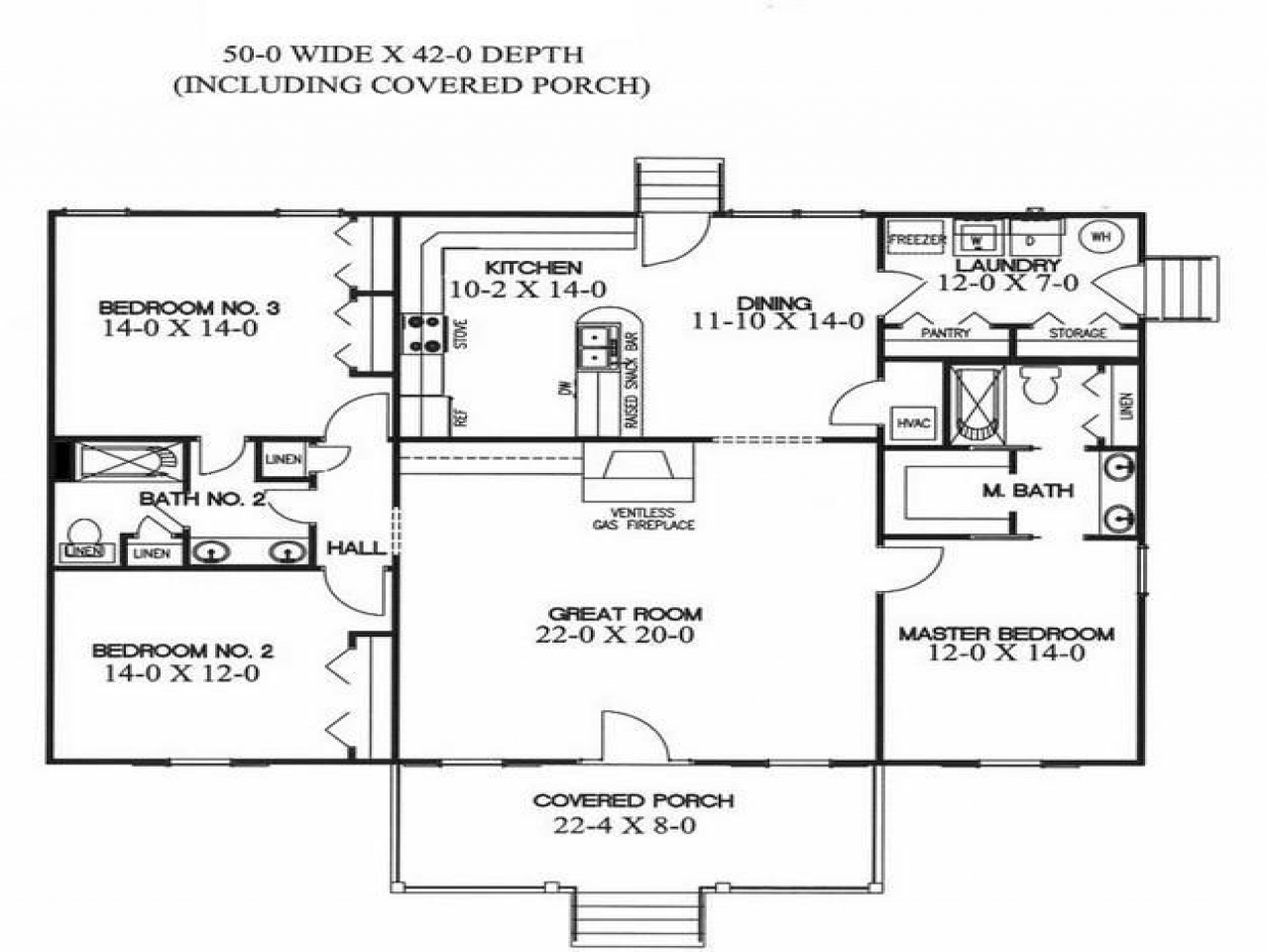 Open Floor Plans Rectangle Home on cottage house plan rectangle, pool rectangle, open minimalist small homes,