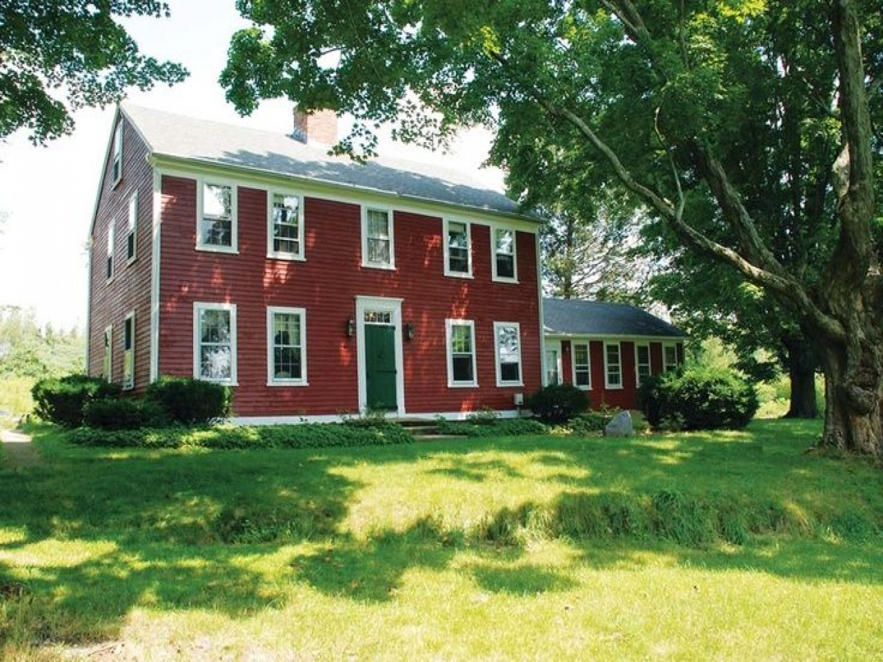New England Dutch Colonial Homes Life In New England