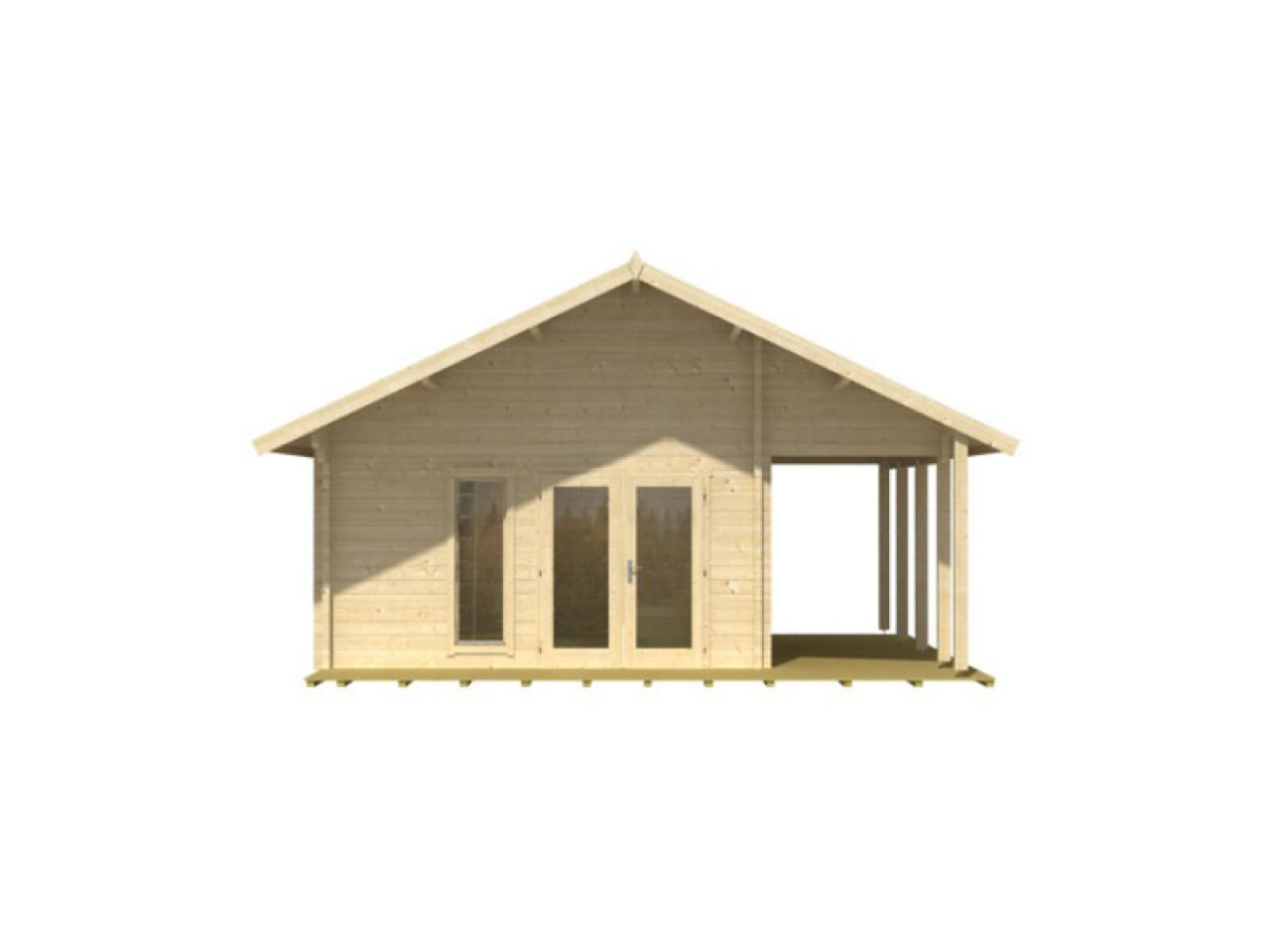 Prefab hunting cabin kits metal hunting cabin kits for Metal cabin kits