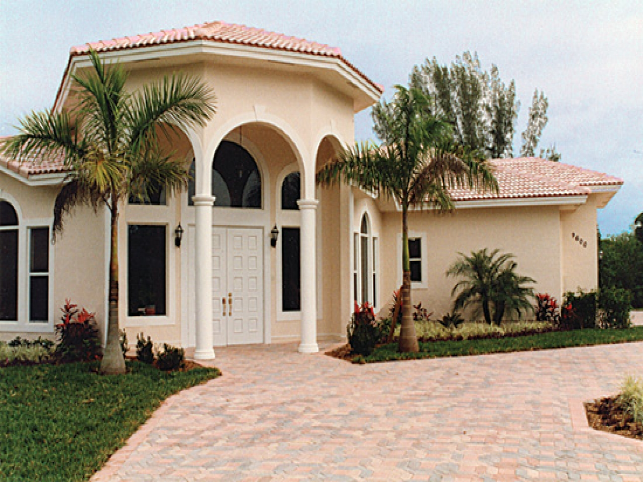 Spanish Colonial Floor Plans Spanish Style Home Design Spanish Style Homes With