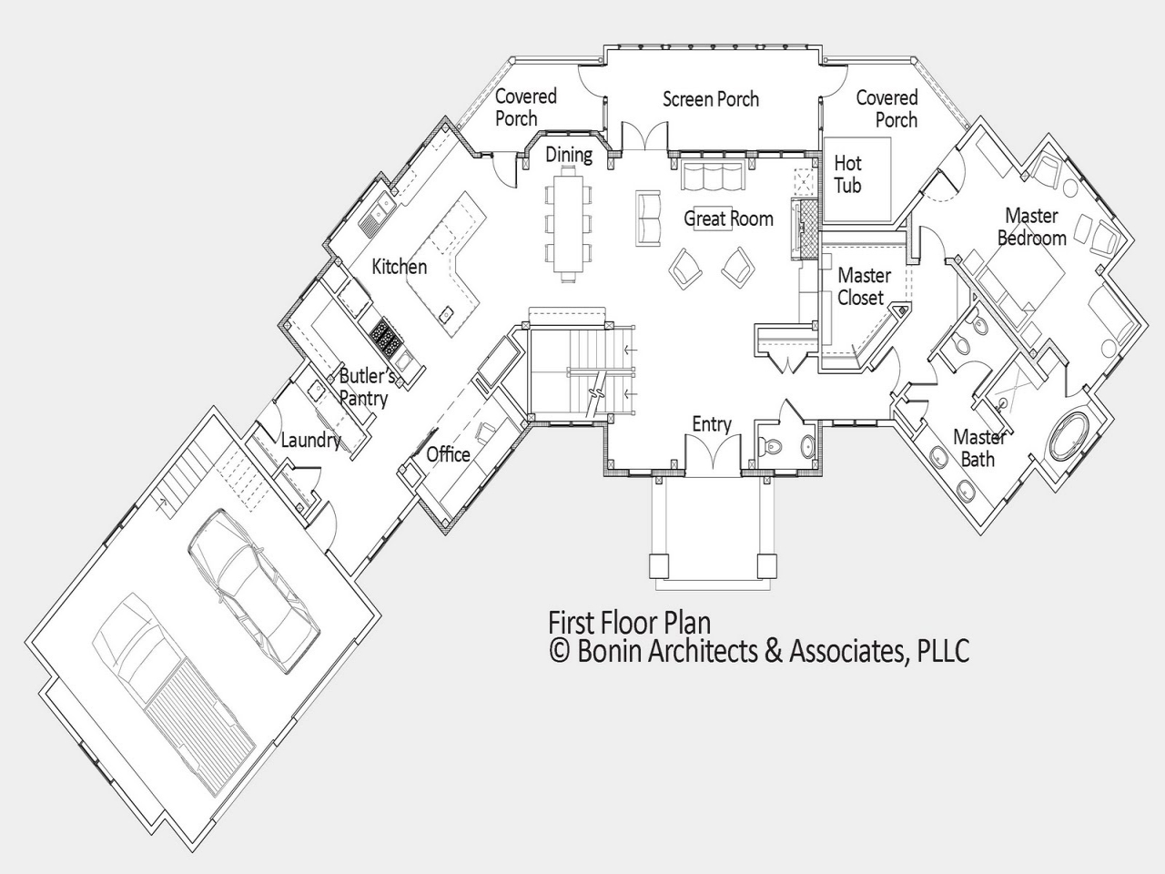 Luxury custom home floor plans virginia luxury homes for Floor plan virtual tour