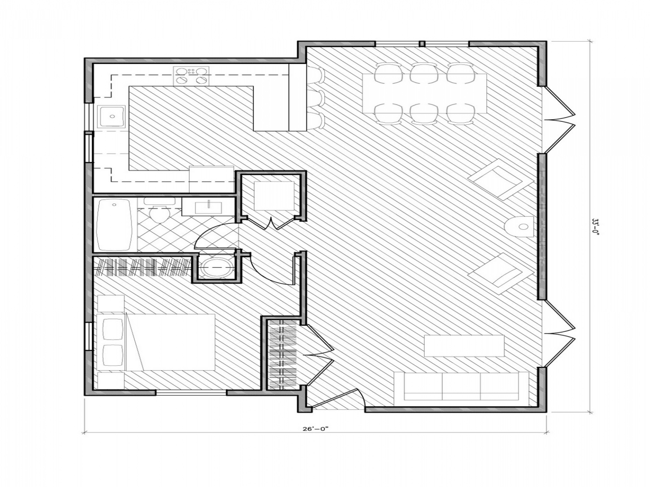 Mother in law small cottage floor plans mother in law for Mother in law floor plans
