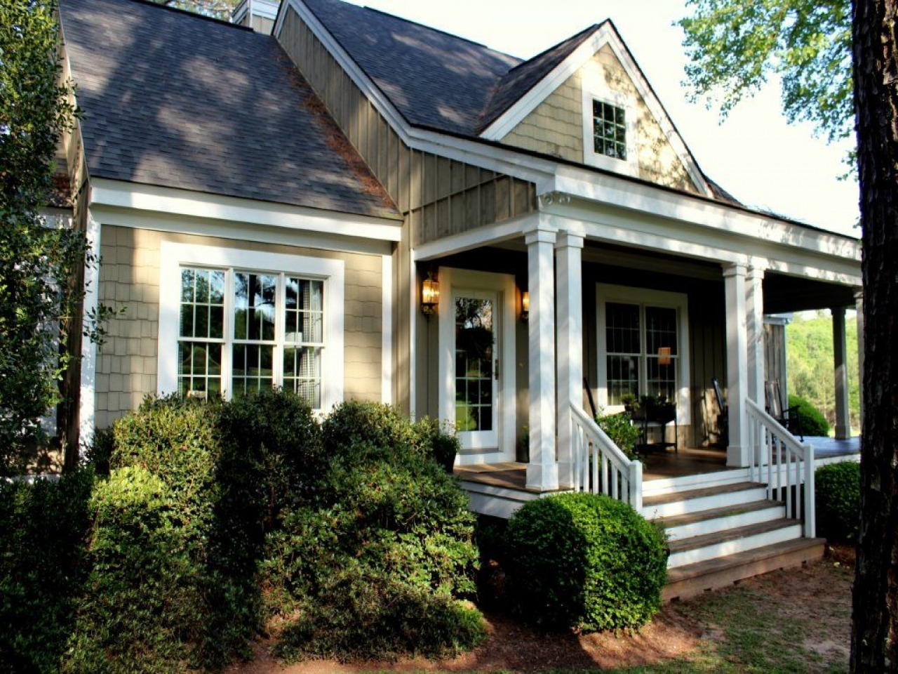 Southern living cottage decorating southern living cottage for Cottage type house plans