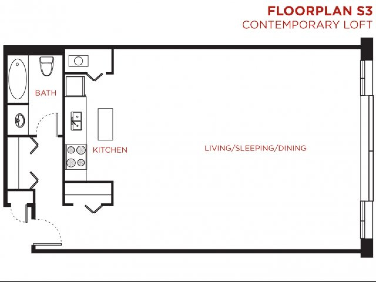 Simple 4 Bedroom Floor Plans