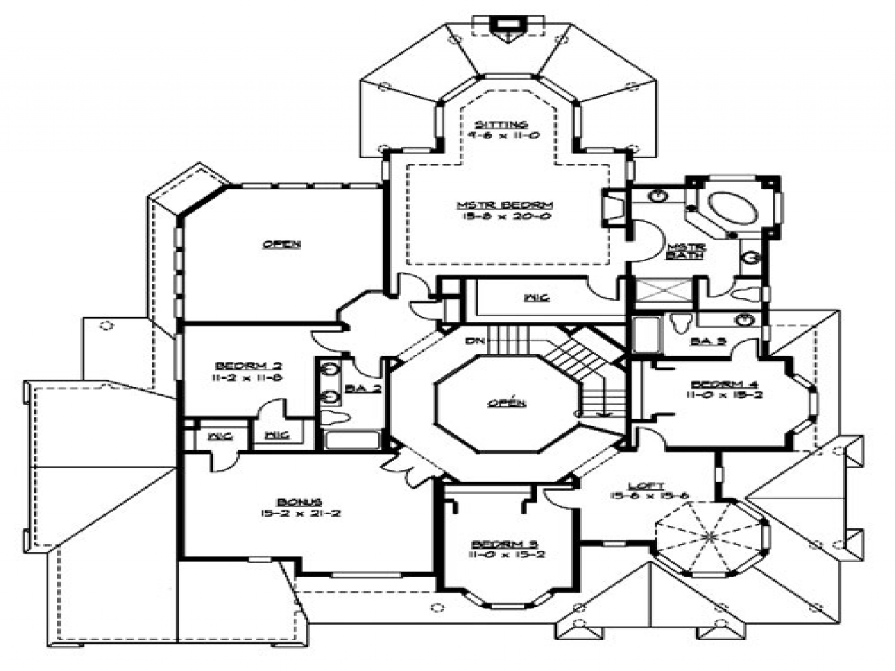 Authentic victorian house plans victorian house floor for Victorian style floor plans