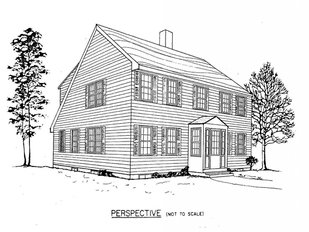 Free saltbox house plans saltbox house floor plans new Saltbox cabin plans