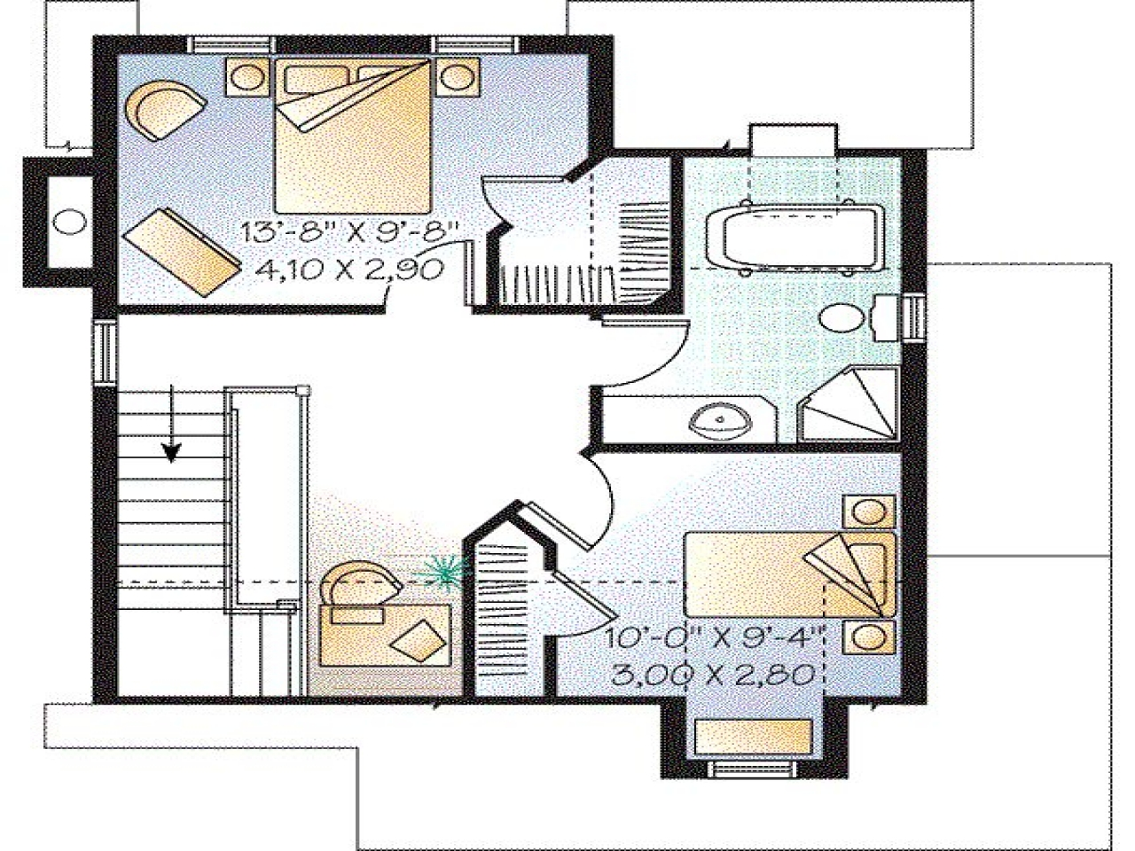 1200 square foot house plans 1200 square feet 1 floor for 1200 sq ft single floor house plans