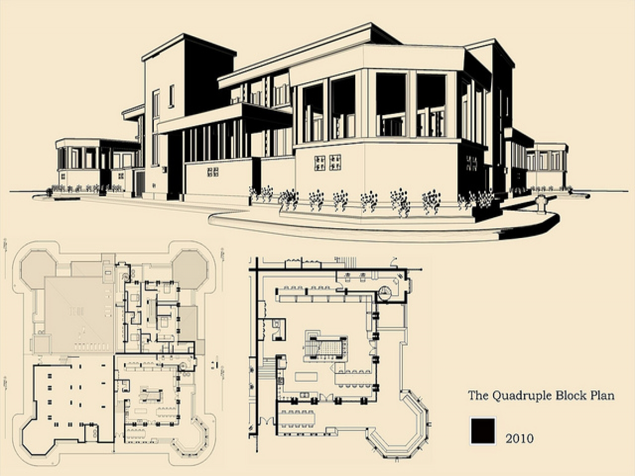 House plans and home designs free blog archive quad level for Simple free house plans
