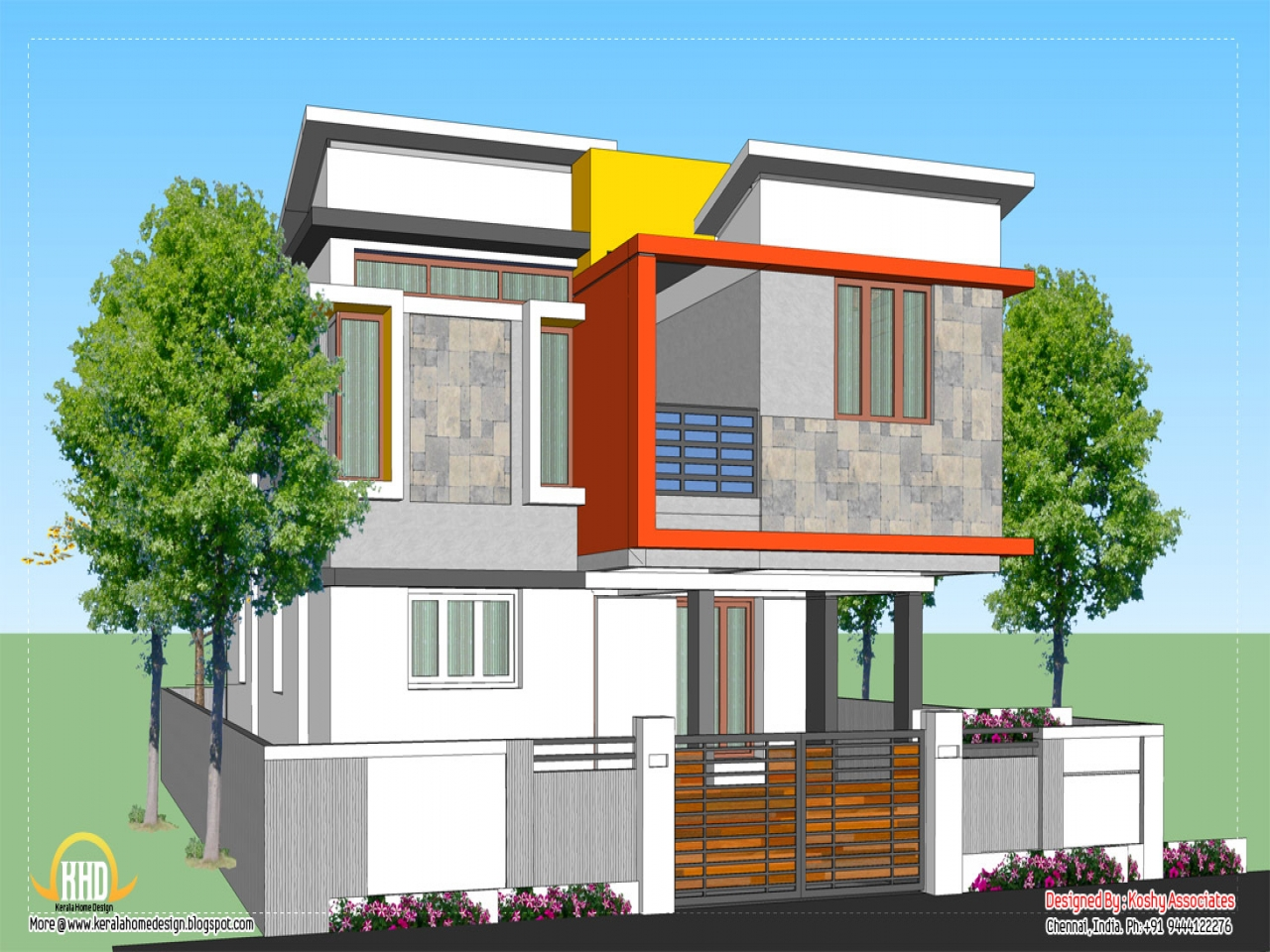 Very modern house plans modern house plans and designs for Very modern house plans