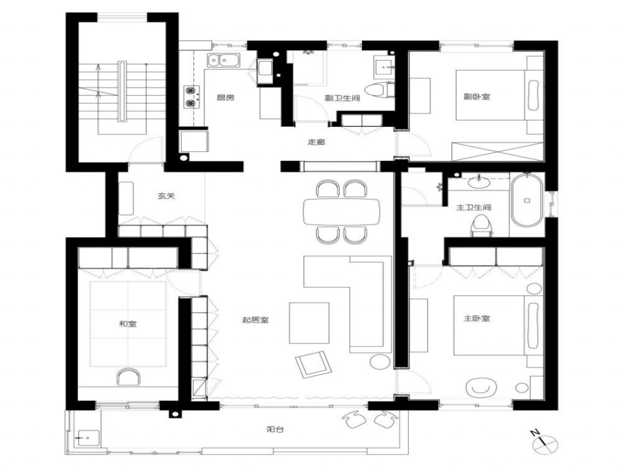 Small house floor plans modern house floor plans modern for Small modern house floor plans