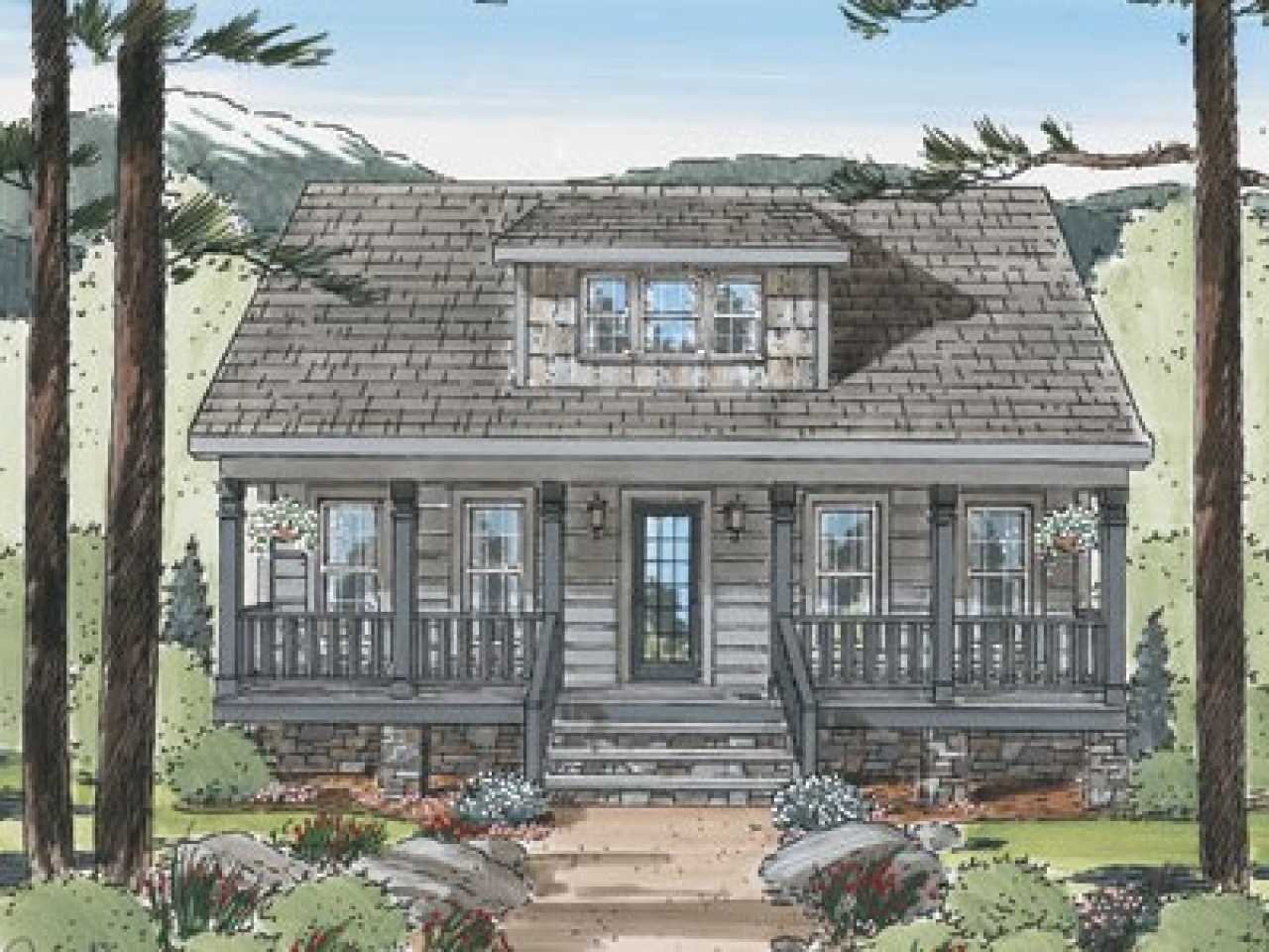 Craftsman style modular homes craftsman style homes ranch for Prefab craftsman homes