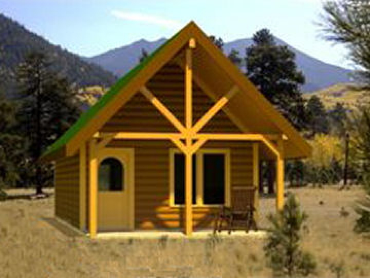 Small sip home kits sips panels house kits small cabin for Sip housing