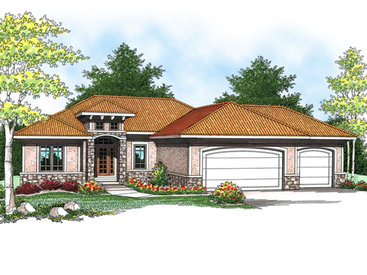 Victorian house plans stucco house plans and designs for Stucco house plans