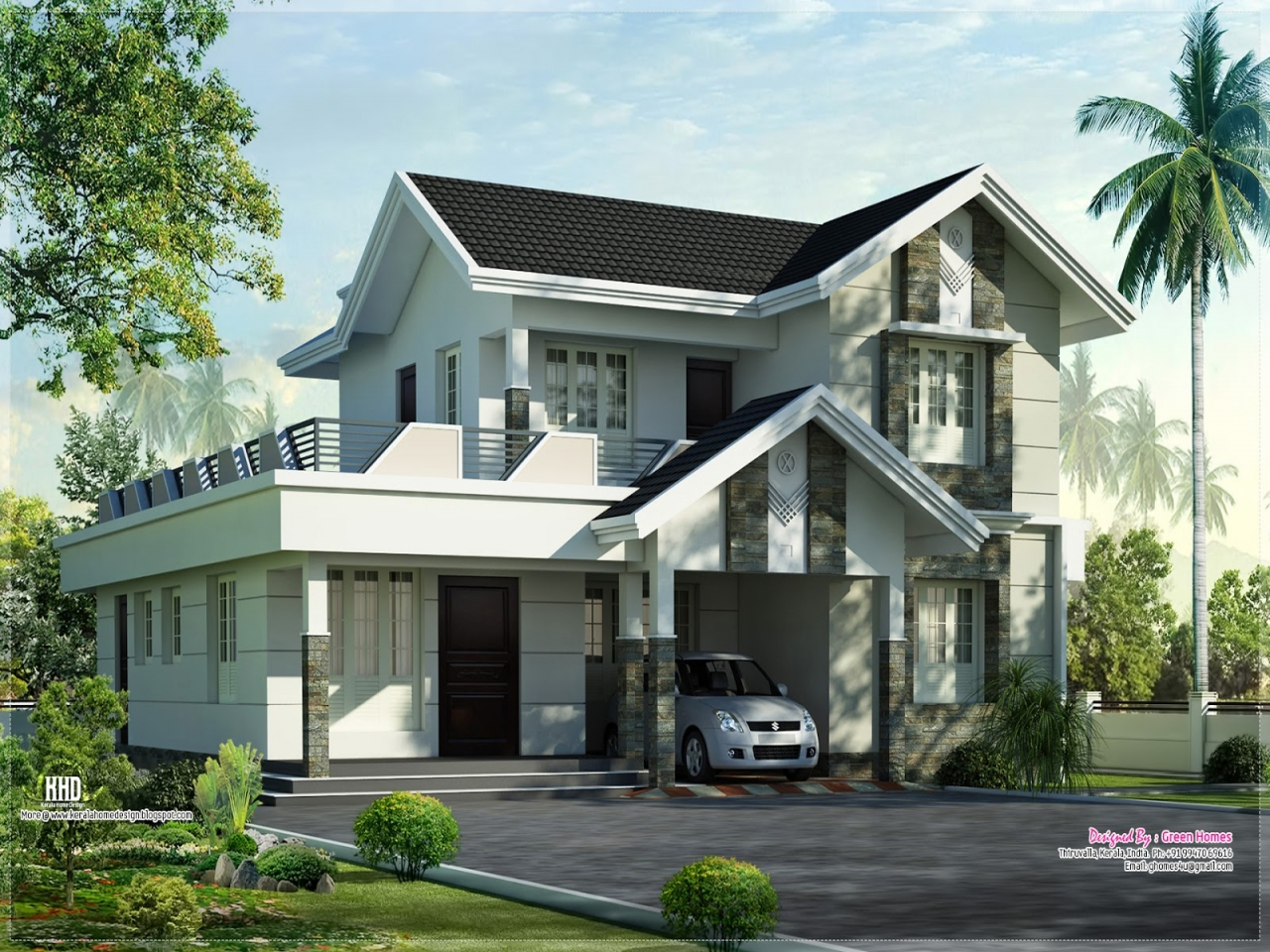 Nice house design nice house design drawing nice house for Home design drawing