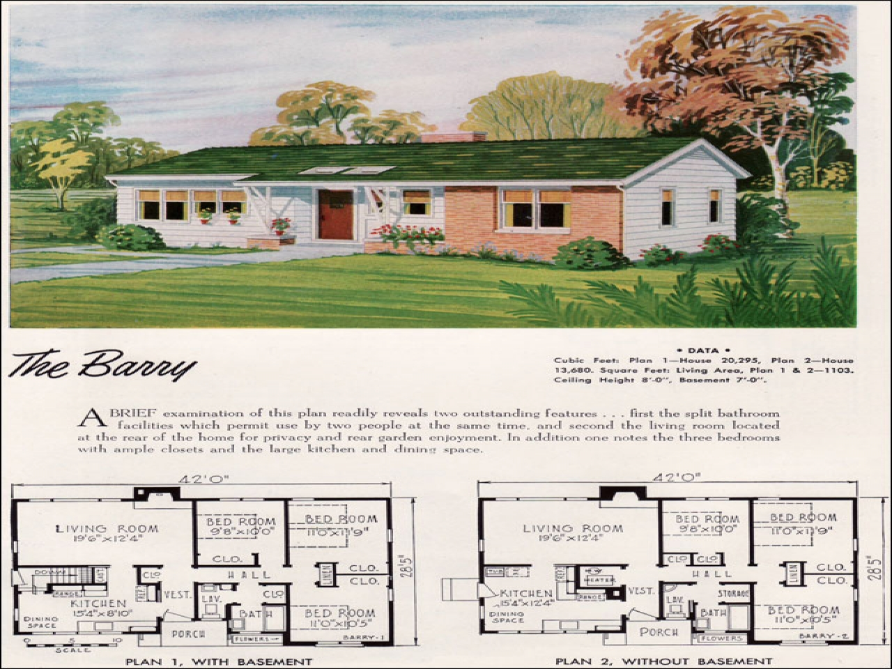 Midcentury modern house plans house plans with mid redone mid century ranch house plans mid - Mid century modern home plans ...
