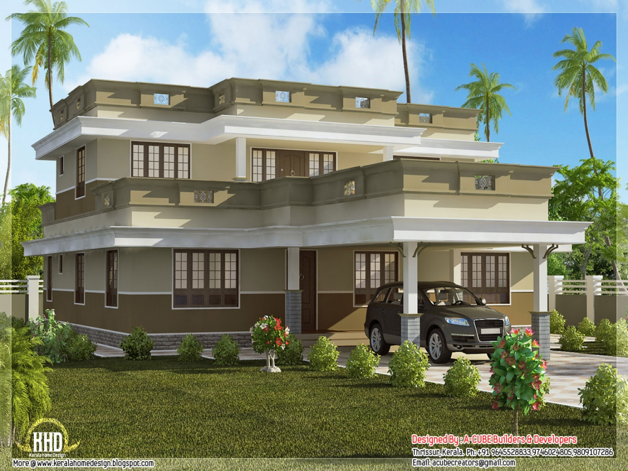 Simple House Plans Flat Roof Flat Roof House Plans Designs