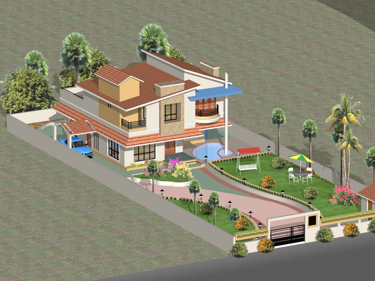 Indian Bungalow Designs Best Bungalow Designs Bungalow